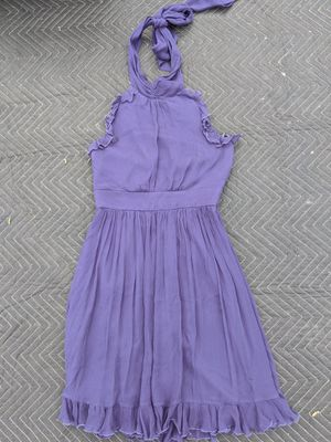 BCBG purple dress size 6 for Sale in Durham, NC