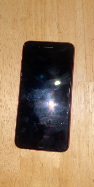 Red iPhone 8plus for Sale in Providence, RI