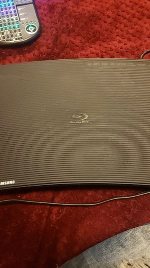 Samsung bluray player for Sale in Anderson, IN