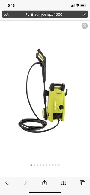 Pressure Washer New 1450 PSI - Electric - $100.00 for Sale in Springfield, VA