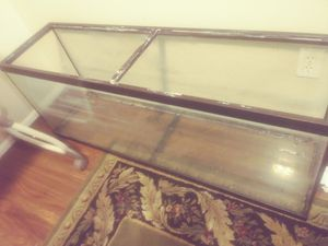 20 gallon fish tank for Sale in Taylorsville, UT