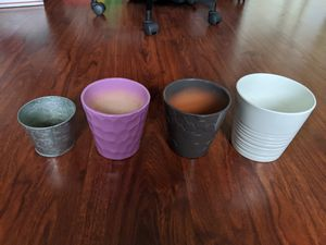 4-piece Plant/Flower Pot Set for Sale in Alexandria, VA