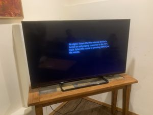 "Panasonic 51"" 1080P LED TV for Sale in Everett, WA"
