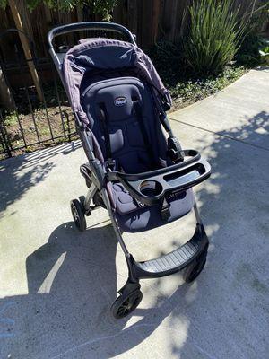 Chicco Bravo Mini Plus Stroller for Sale in Mountain View, CA