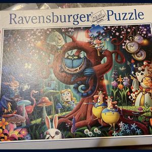 Alice in Wonderland Puzzle for Sale in Hacienda Heights, CA
