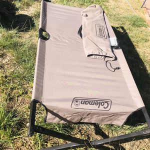 Coleman Camping Cot for Sale in San Diego, CA