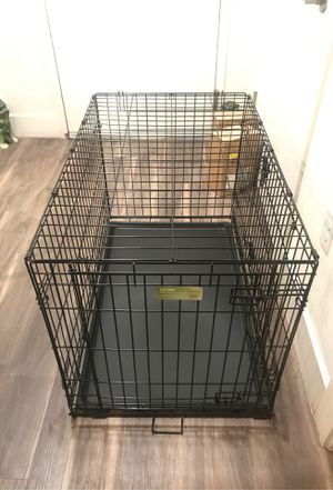 Icrate Large Fold & Carry 36Lx23Wx25H Midwest homes for pet. Great Condition. for Sale in Orlando, FL