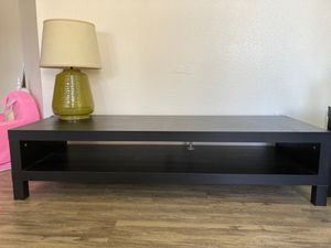 IKEA lack tv stand for Sale in San Diego, CA