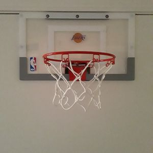 Lakers Door Frame Bball Hoop for Sale in Bakersfield, CA
