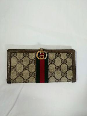 Vintage Gucci Wallet for Sale in Pensacola, FL