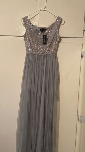 Beautiful Grey Dress for Sale in Bell, CA