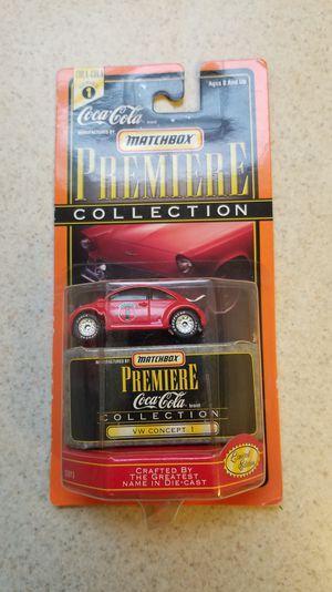 Matchbox vw concept 1 and Richard Petty luxury rides van for Sale in Chesapeake, VA