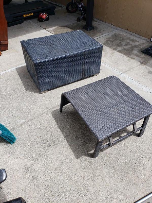 Wicker Patio Furniture Red Cushions: Wicker Patio Furniture For Sale In Long Beach, CA