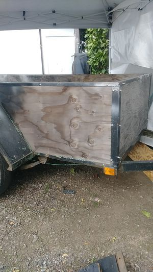 I buy any junk trailer that looks like this give me a holler I got cash for Sale in Portland, OR