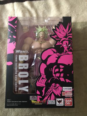 Broly sh figuarts San Diego Comic-Con exclusive event for Sale in Compton, CA