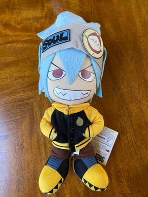 Soul Eater plushie for Sale in Rialto, CA