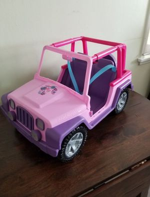 """""""DOLLS"""" Journey Girls Jeep for Sale in Long Beach, CA"""