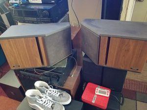 Vintage Bose 4.2 Surround Sound Speakers. $150 Pickup in Oakdale for Sale in Oakdale, CA