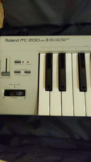 Roland PC-200 mkII piano for Sale in Silver Spring, MD