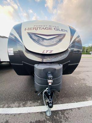 USED Heritage Glen Travel Trailer camper for Sale in Tampa, FL