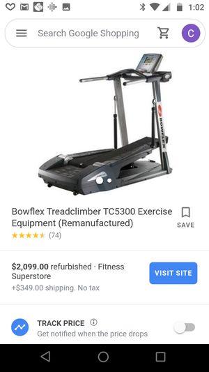 ***Bowflex TC5300*** Great condition*** for Sale in Aurora, CO