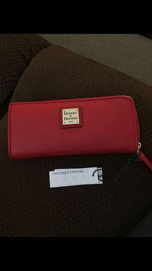 Dooney And Burke Wallet for Sale in Hickman, CA