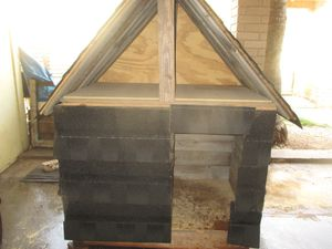 $70 Handmade Dog House for Sell for Sale in Houston, TX