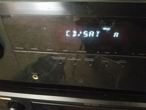PIONEER RECEIVER VSX-321-KP WITH HDMI for Sale in Forest Heights, MD