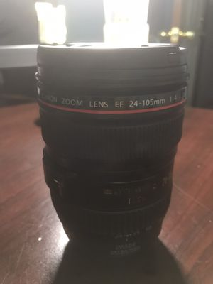 Canon Ef 24-105 for Sale in PA, US