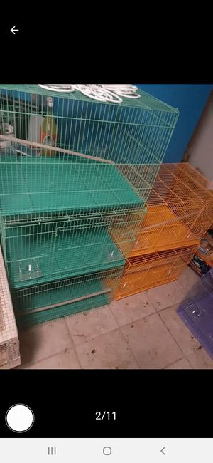 Cages. for Sale in Dallas, TX