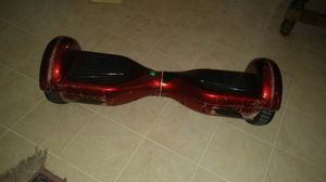 Red hoverboard. for Sale in Chesapeake, VA