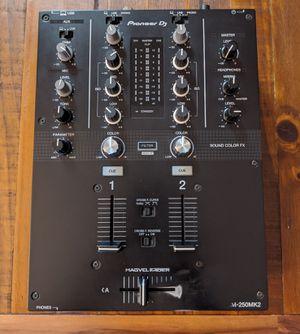 Pioneer DJM-250MK2 for Sale in Rockville, MD