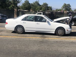 2000 Mercedes E320 parting out for Sale in Fontana, CA