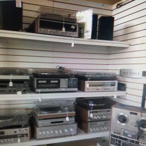 Vintage hifi sale for Sale in Phoenix, AZ