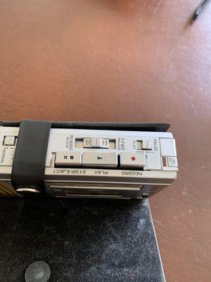 Vintage General Electric handheld tape recorder for Sale in Los Angeles, CA