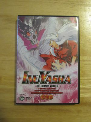 InuYasha Volume 18: The Demon Within DVD Anime for Sale in Franklinton, NC