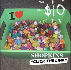 LOTS OF SHOPKINS :) for Sale in Monroeville, NJ