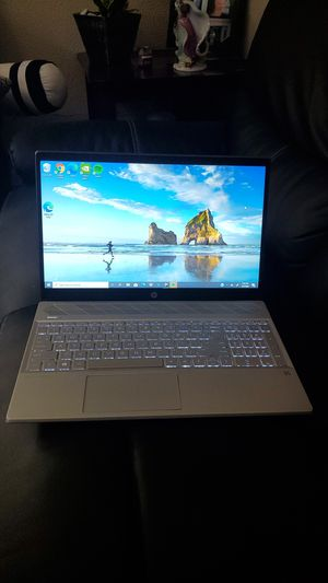 Hp pavilion laptop 15 with windows 10 for Sale in Concord, CA
