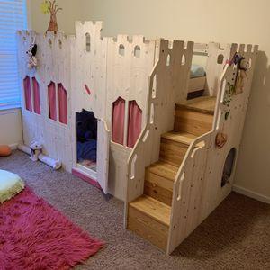 Princess Castle Bed for Sale in Acworth, GA