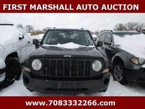 2009 Jeep Patriot for Sale in Harvey, IL