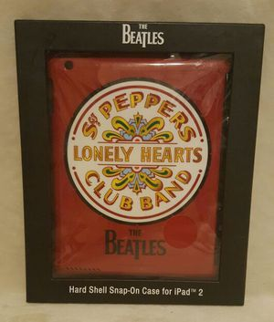 THE BEATLES SERGEANT PEPPERS HARD SHELL IPAD2 COVER for Sale in Scottsdale, AZ
