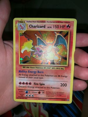 Rare charizard Pokemon card for Sale in Galloway, OH