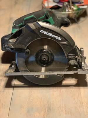 Metabo saw for Sale in Santa Maria, CA