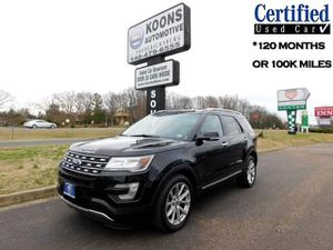 2016 Ford Explorer for Sale in Fredericksburg, VA