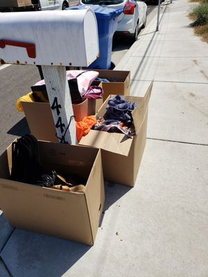 Free clothes for Sale in Oceano, CA