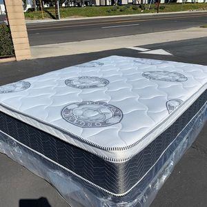 Queen Diamond Collection Mattress & Box Spring for Sale in El Monte, CA