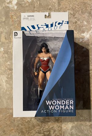 New 52 Justice League Wonder Woman Action Figure for Sale in Glendora, CA