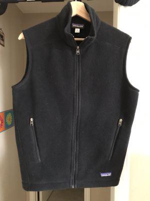 Men's Patagonia Synchilla vest Small for Sale in Sugar Land, TX