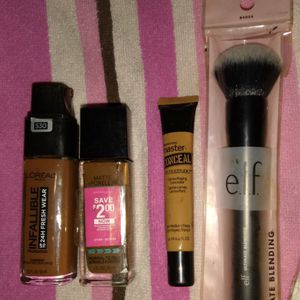 Small Makeup Lot (Loreal/maybelline/elf) for Sale in Tempe, AZ