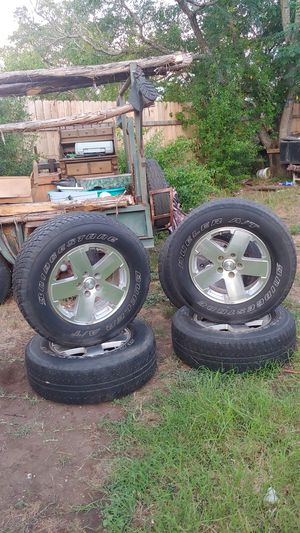 Jeep rims for Sale in Florence, TX